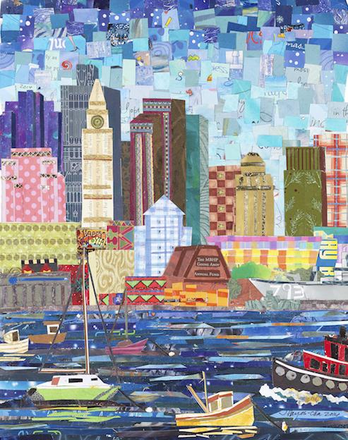 Janice Hayes Cha, Boston Harbor