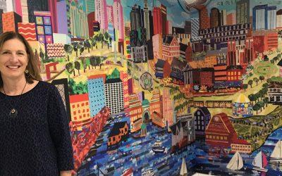 Art at Boston Children's Hospital