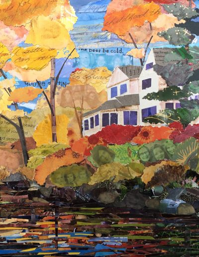 Rubin House Creek Commission