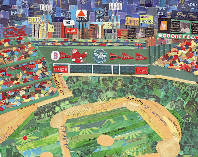 Enjoy Fenway Park at home