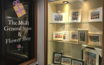 Art now available at Mass General Hospital Gift Shop!