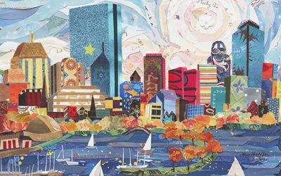 New Boston Art: Esplanade View